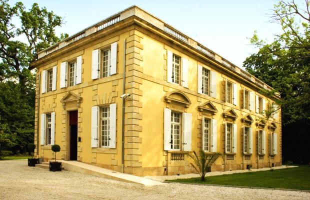 фото отеля Le Pavillon du Chateau Raba изображение №1