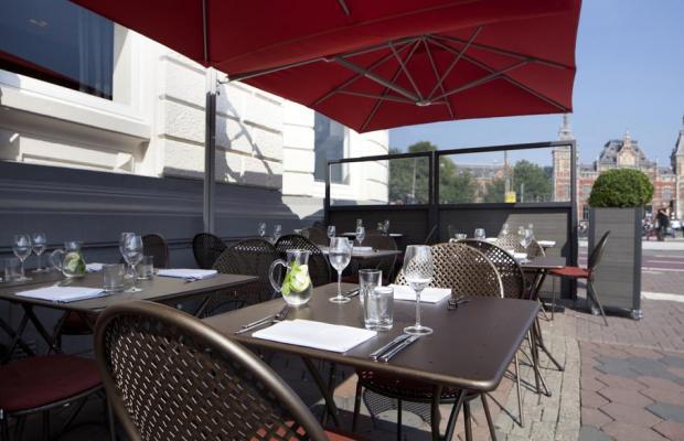 фотографии отеля Park Plaza Victoria Amsterdam изображение №3