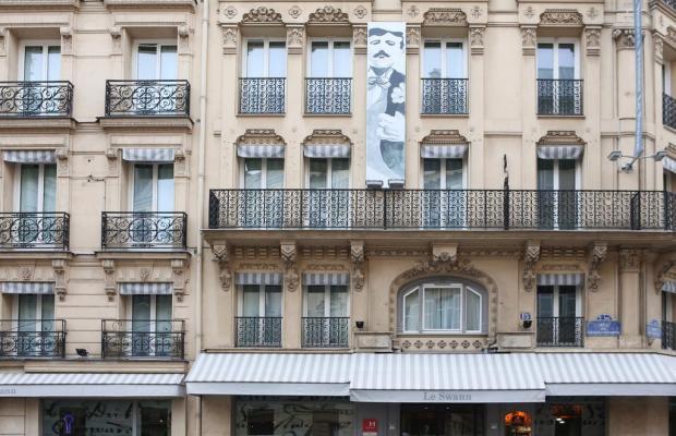 фото отеля Best Western PREMIER Le Swann (ex. Quality Hotel Opera Saint Lazare Paris) изображение №1