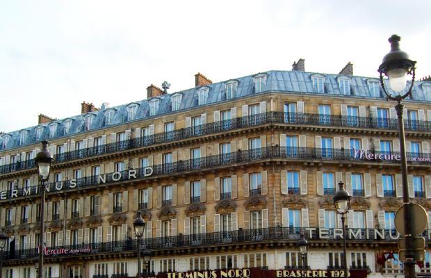фото отеля Mercure Paris Terminus Nord (ex. Libertel Nord) изображение №1