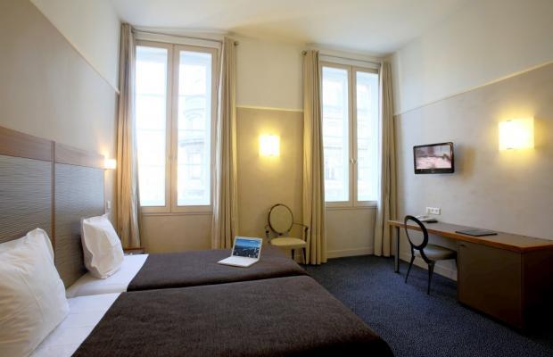 фотографии отеля Hotel de Normandie изображение №15