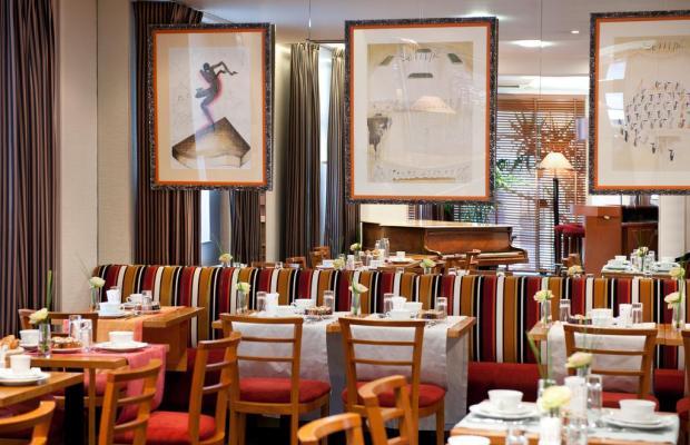 фотографии отеля Pavillon Monceau изображение №39