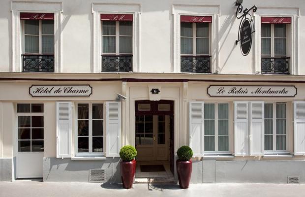 фото отеля Le Relais Montmartre изображение №1