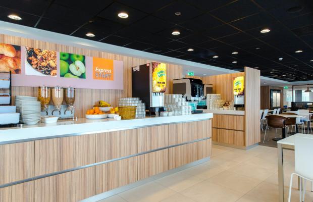 фотографии отеля Holiday Inn Express Rotterdam - Central Station изображение №31