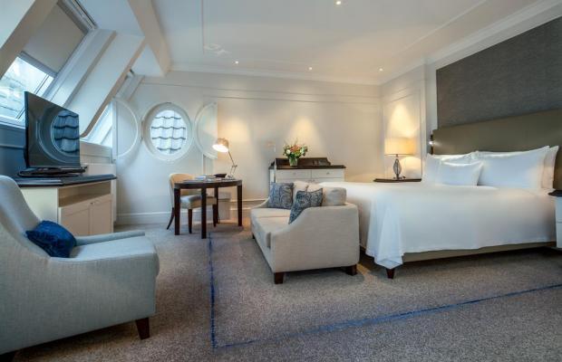 фотографии отеля Waldorf Astoria Amsterdam изображение №11