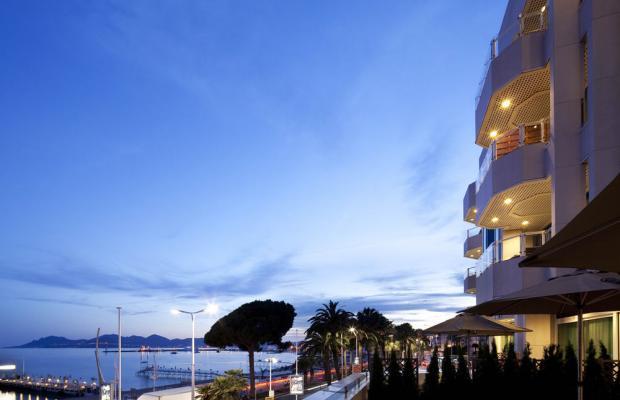 фотографии отеля JW Marriott Cannes (ех. Palais Stephanie by Sofitel) изображение №27