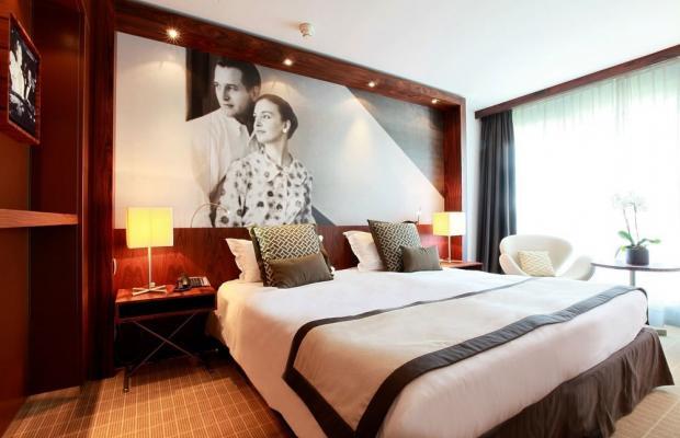 фото отеля JW Marriott Cannes (ех. Palais Stephanie by Sofitel) изображение №5