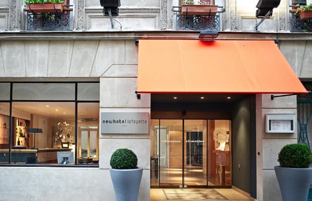 фото отеля New Hotel Lafayette изображение №1