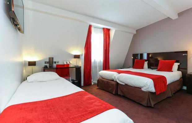 фотографии отеля Le Rocroy Hotel Paris изображение №15