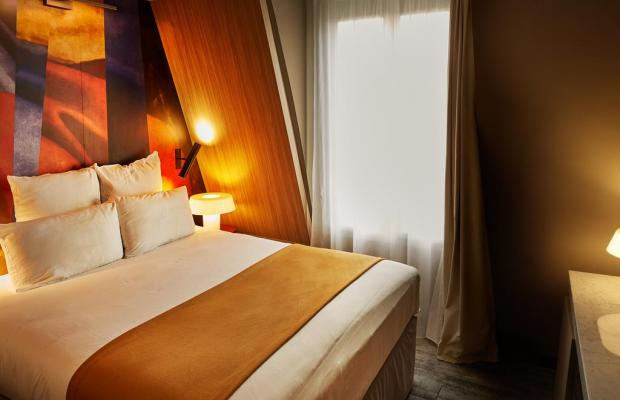 фотографии Mercure Paris Alesia (ex. Quality Hotel Paris Orleans) изображение №16