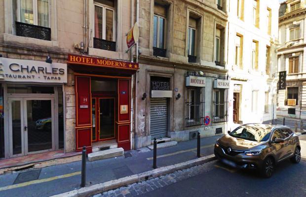 фото отеля Moderne Marseille изображение №1