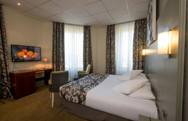 фото отеля Intel-Hotel Le Bristol Strasbourg изображение №5