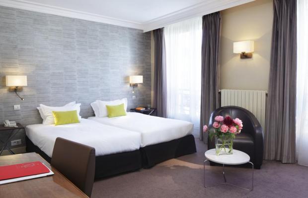 фото отеля Londres et New York изображение №29