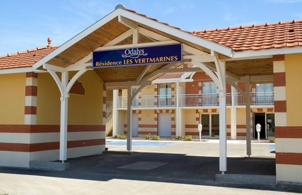 фото отеля Rеsidence-Club Odalys Les Vertmarines  изображение №1