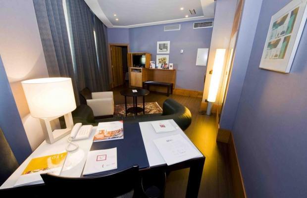 фото отеля Gran Hotel Lakua изображение №13