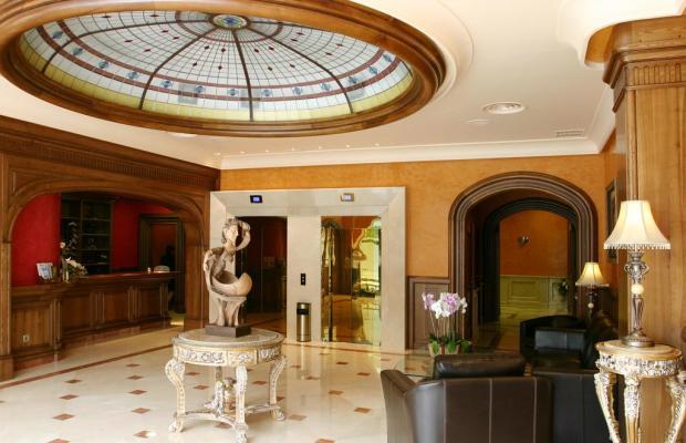 фотографии отеля Sercotel Hotel Guadiana изображение №3