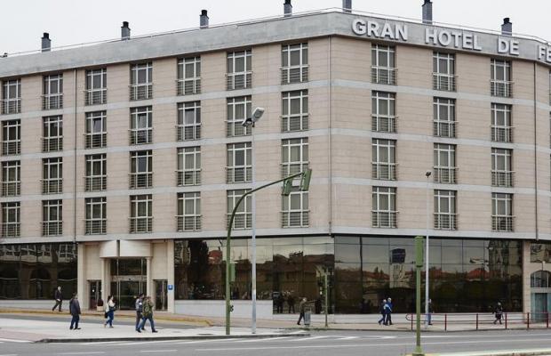 фотографии отеля Gran Hotel de Ferrol (ex. Hesperia Ferrol) изображение №27