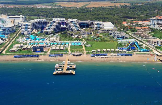 фото отеля Susesi Luxury Resort (ex. Susesi De Luxe Resort Spa & Golf Hotel) изображение №1