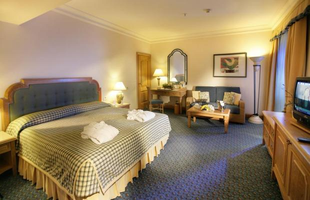фото Fantasia Hotel de Luxe (ex. Ceylan Inter-Continental Resort) изображение №22