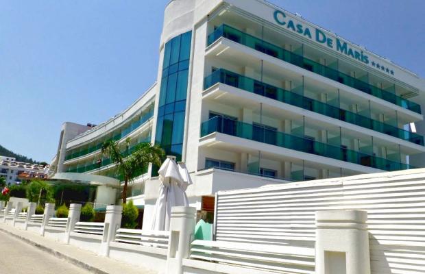 фотографии отеля Casa De Maris изображение №7