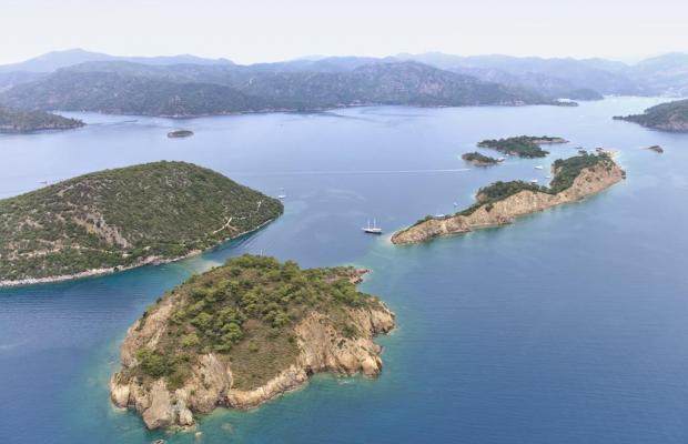 фото D-Resort Gocek (ex. Swissotel Gocek Marina Resort) изображение №26