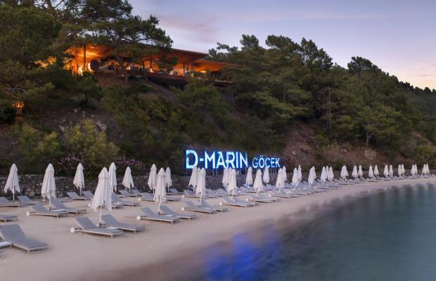 фото D-Resort Gocek (ex. Swissotel Gocek Marina Resort) изображение №2