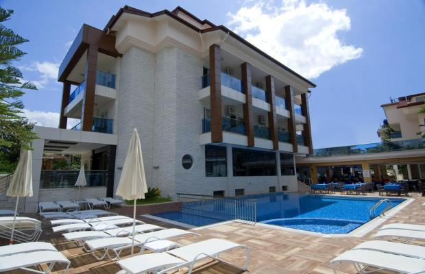 фото Supreme Hotel Marmaris (ex. Baris Apart Hotel) изображение №2
