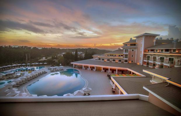 фотографии отеля Innvista Hotels Belek (ex. Vera Verde Resort; Nisos Hotel Varuna; Innova Resort & Spa Belek Hotel) изображение №15