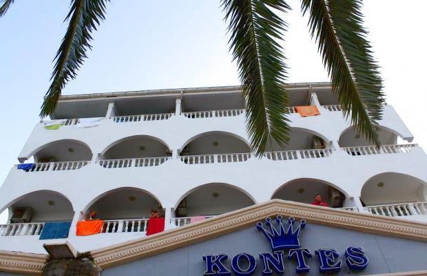 фото Kontes Beach Hotel изображение №10