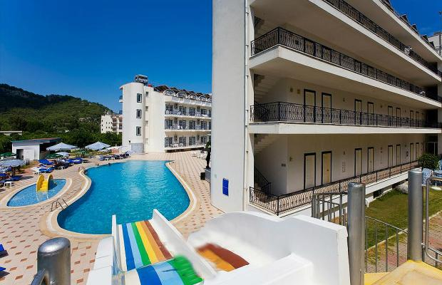 фотографии отеля Ares Blue Hotel (ex. Larissa Blue Hotel) изображение №3