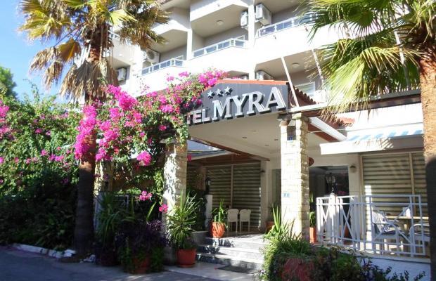 фото отеля Myra изображение №29