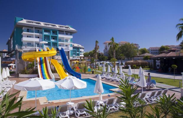 фотографии отеля Seashell Resort & Spa изображение №15