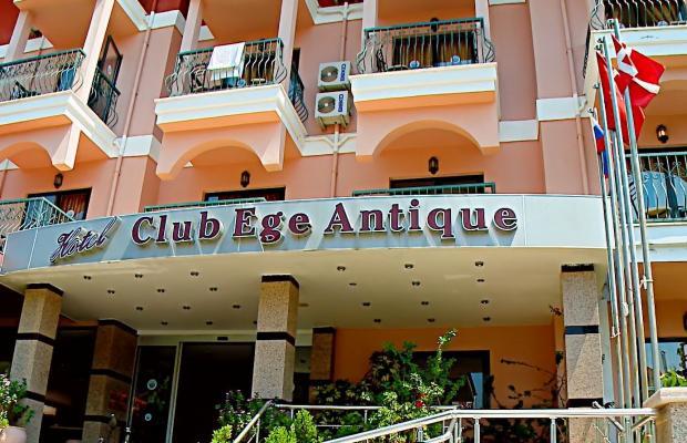 фотографии отеля Club Ege Antique (ex. Club Antique Palace) изображение №19
