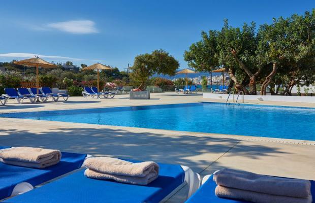 фото Vasia Ormos (ex. Ormos and Crystal Hotel, Crystal Hotel) изображение №18