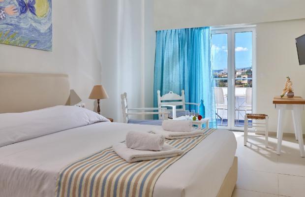 фото Vasia Ormos (ex. Ormos and Crystal Hotel, Crystal Hotel) изображение №10
