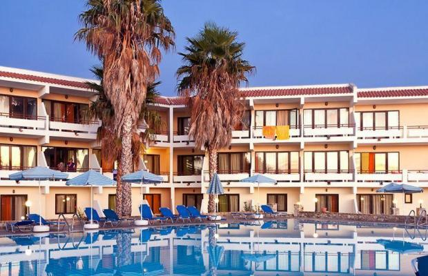 фотографии отеля Atlantica Thalassa Hotel изображение №11