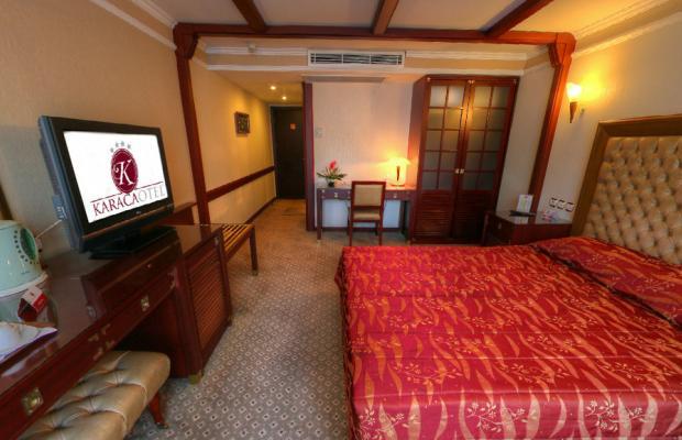 фотографии отеля Karaca Hotel изображение №63