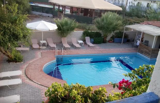 фотографии отеля Nikolas Apartments изображение №3