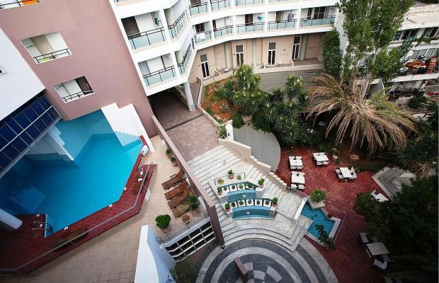 фотографии отеля Santa Marina Agios Nikolaos изображение №3