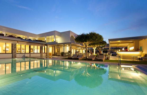 фотографии отеля More Meni Beach Hotel изображение №15