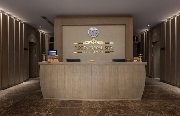 фотографии отеля Rixos Premium Tekirova изображение №43
