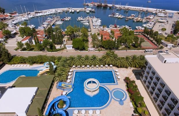 фото отеля Ozkaymak Marina Resort изображение №1