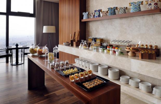 фотографии отеля Istanbul Marriott Hotel Sisli изображение №31