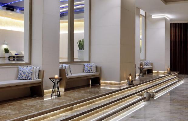 фотографии отеля Istanbul Marriott Hotel Sisli изображение №23