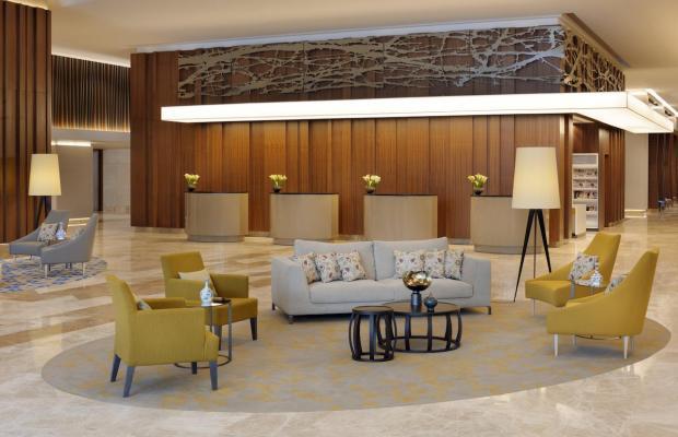 фото Istanbul Marriott Hotel Sisli изображение №6