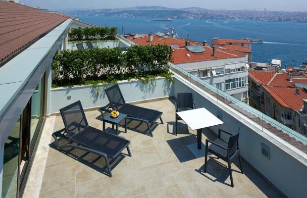 фото отеля Mercure Istanbul Taksim изображение №21