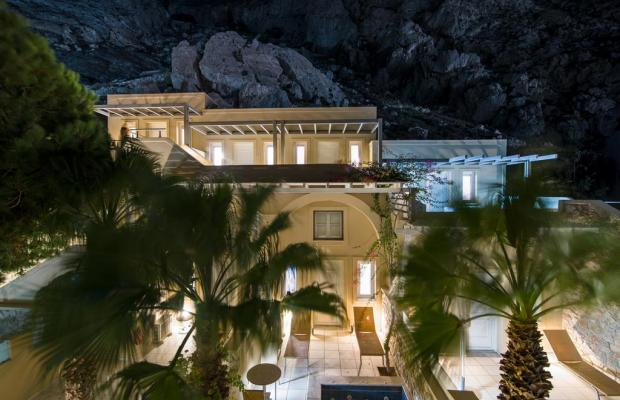 фотографии отеля Antinea Suites Hotel & Spa изображение №27