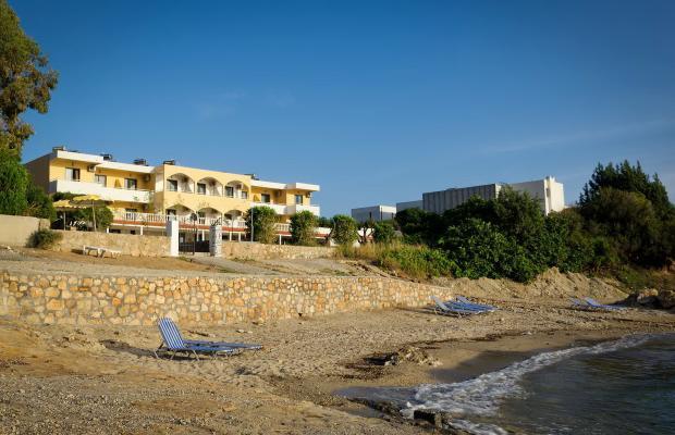 фото отеля Anthi Maria Beach Apartments изображение №1