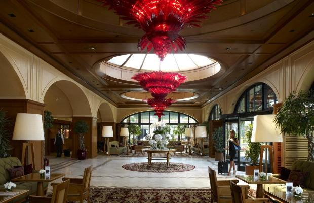 фотографии отеля Divan Istanbul изображение №27