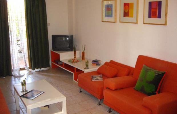 фотографии отеля Sanorama Suites изображение №19